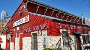 Een foto van Iron Works BBQ